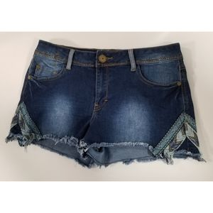 Boom boom Jeans Shorts,  11